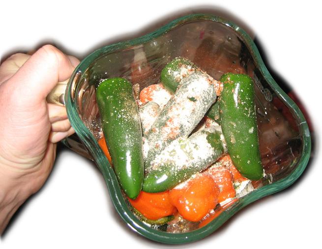 Hot Sauce Prep 2